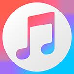 icona itunes per ascoltare la musica