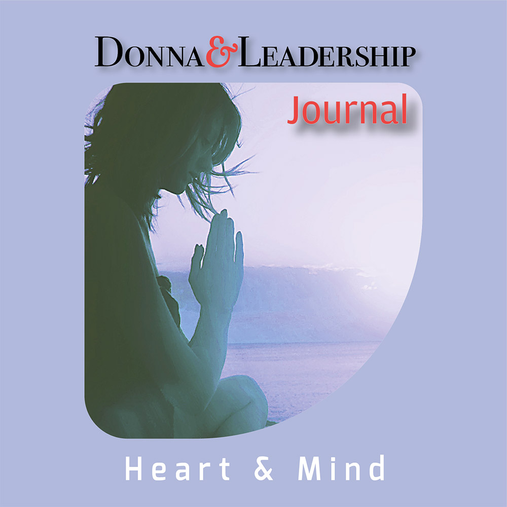 Icona podcast heart & mind donna in equilibrio