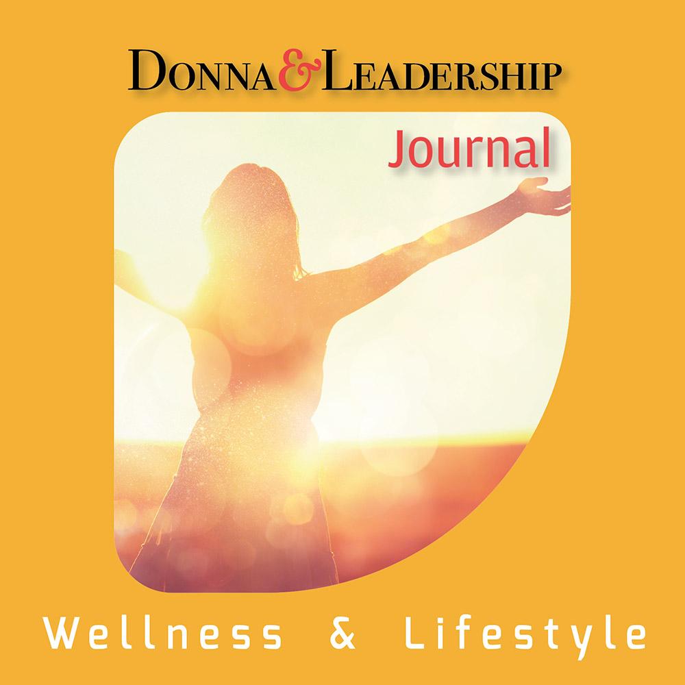 Icona podcast wellness & lifestye donna felice