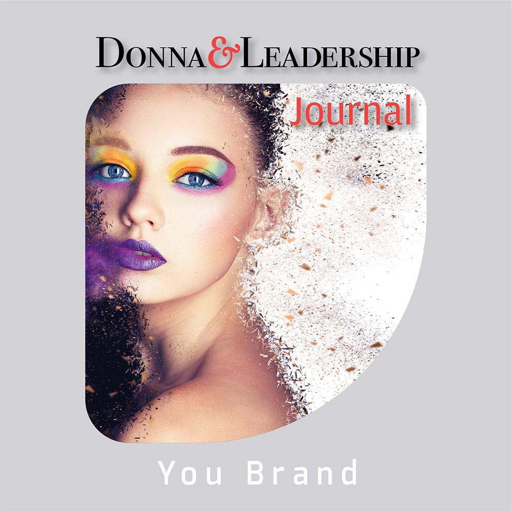 Icona podcast you brand donna truccata