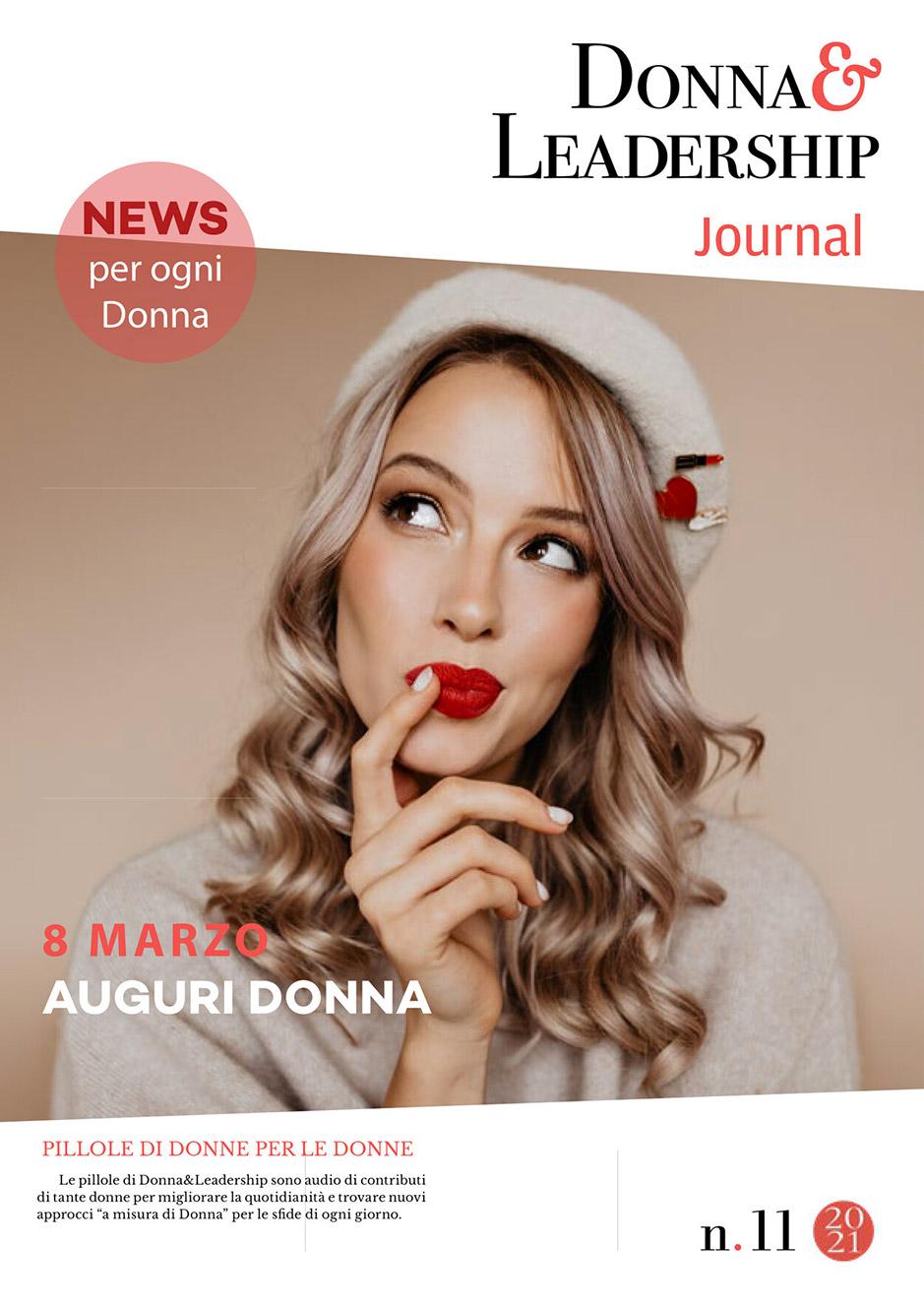 copertina d&l Journal 11.2021