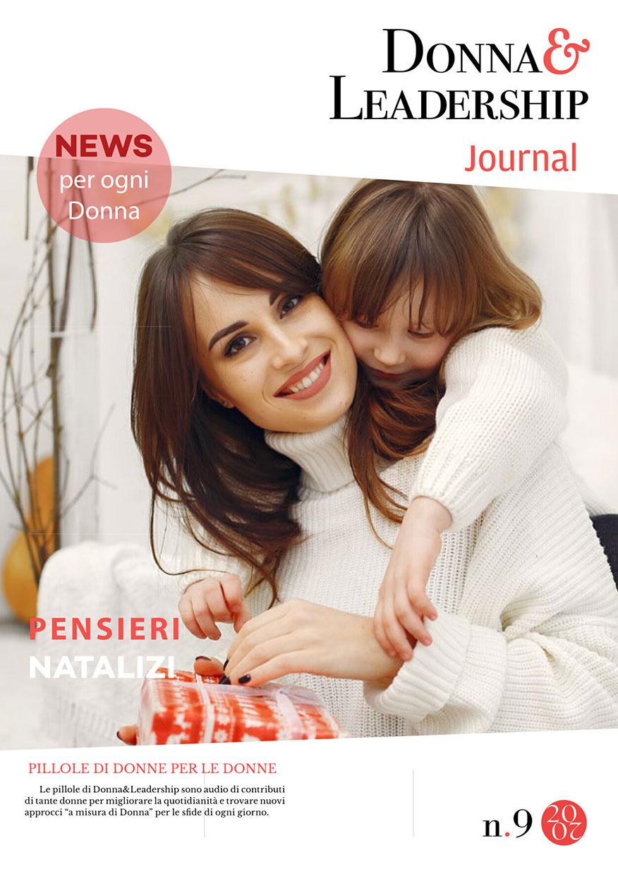 donna&leadership copertina mamma con bimba