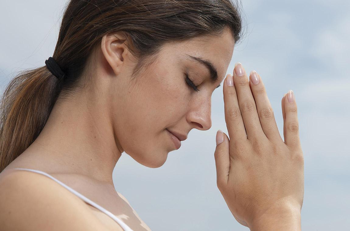 profilo donna mindfulness